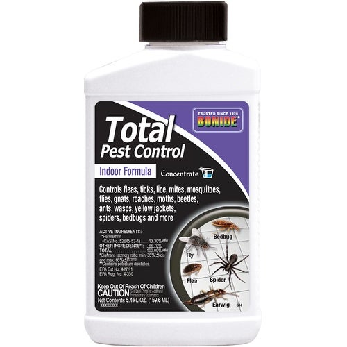 Bonide 6341 Total Pest Control Indoor Formula, 1 Pint