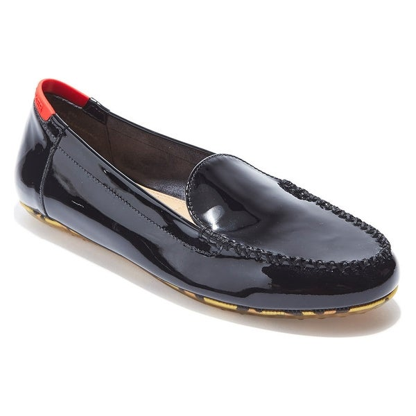 Adam Tucker Womens Kimi 2 Leather Closed Toe Loafers - 8