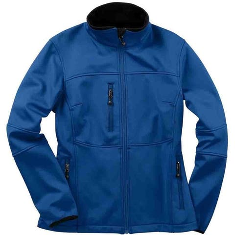 River's End Soft Shell Jacket Womens Athletic Jacket Lightweight -