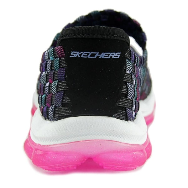 Shop Skechers Skech Air Hi Bounce Round Toe Canvas Mary