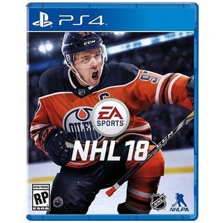 Electronic Arts - 36999 - Nhl 18 Ps4
