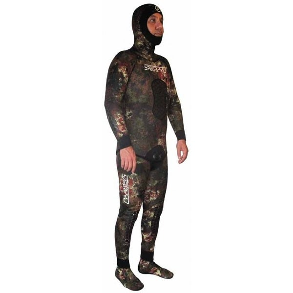 Maverick SpearPro Coastal Camo Wetsuit 5mm
