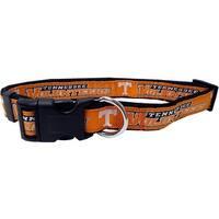 Collegiate Tennessee Volunteers Pet Collar