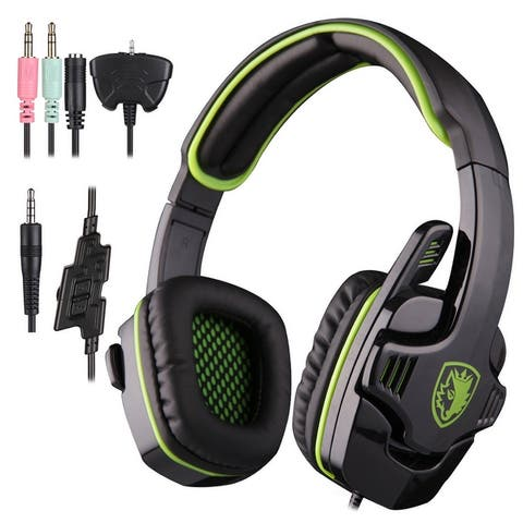 SA-708GT 3.5mm Surround Stereo Gaming Headset Gift