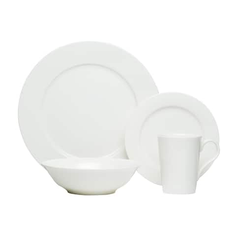 Christopher Knight White Cloud 16Pc Dinner Set