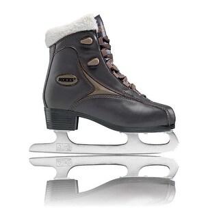 Roces Women's Fur Ice Skate Superior Italian Style 450540 00010/450618 00001 (Option: 7)