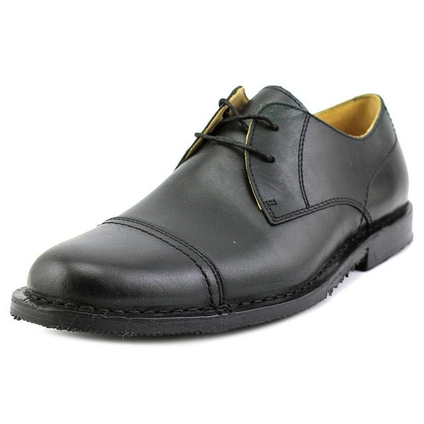 Sebago Metro Cap Toe Cap Toe Leather Oxford