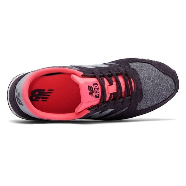 Monopolio roble tela  Shop New Balance Womens 420 Winter Heather Pack Fabric Low Top Lace Up  Fashion Sne... - 9 - Overstock - 27988427