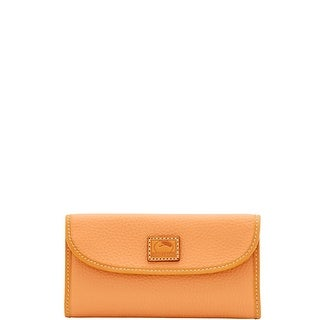 Dooney & Bourke Patterson Leather Continental Clutch Wallet (Introduced by Dooney & Bourke at $128 in Apr 2018)