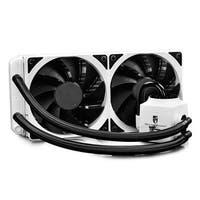 240 mm RGB CPU Liquid Cooler for Intel LGA20XX & AMD Socket AM4 -