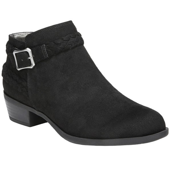 Lifestride Womens Adriana Casual Booties Shoes