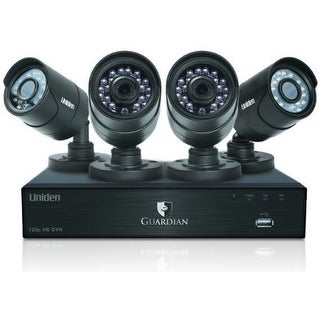 Uniden B6440D Wired DVR