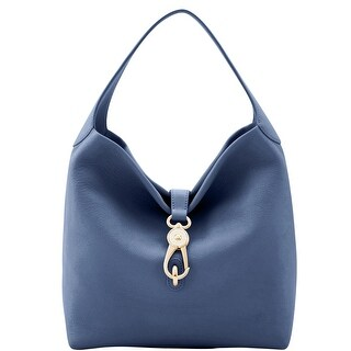Dooney & Bourke Belvedere Logo Lock Shoulder Bag (Introduced by Dooney & Bourke at $298 in Jul 2017)
