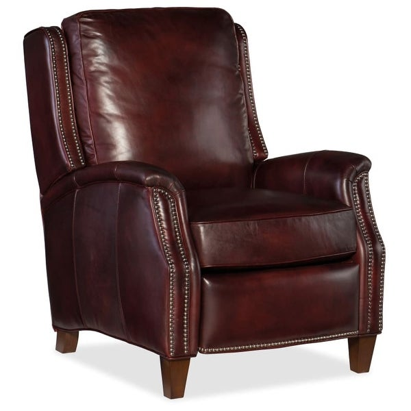 Furniture Rc405 065 Amberly 30 3 4 Wide Leather Recliner With