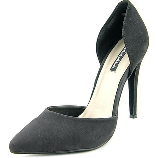 Michael Antonio Lander Women  Pointed Toe Synthetic Black Heels