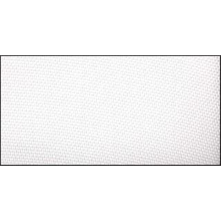 """Single Fold Satin Blanket Binding 2""""X4-3/4yd-White - White"""