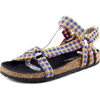 C Label Iria-3 Open-Toe Synthetic Sport Sandal