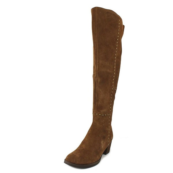 Design Lab Lord & Taylor Odel Tan Boots
