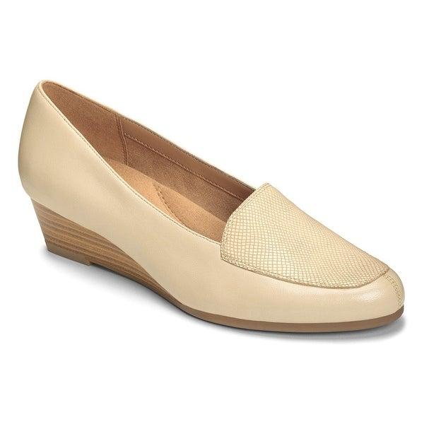 Aerosoles Womens lovely Almond Toe Loafers