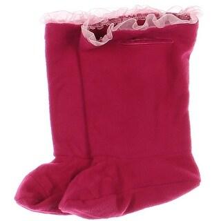 Western Chief Girls Fleece Rain Boot Liners