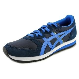 Onitsuka Tiger by Asics OC Runner Men Round Toe Suede Blue Running Shoe