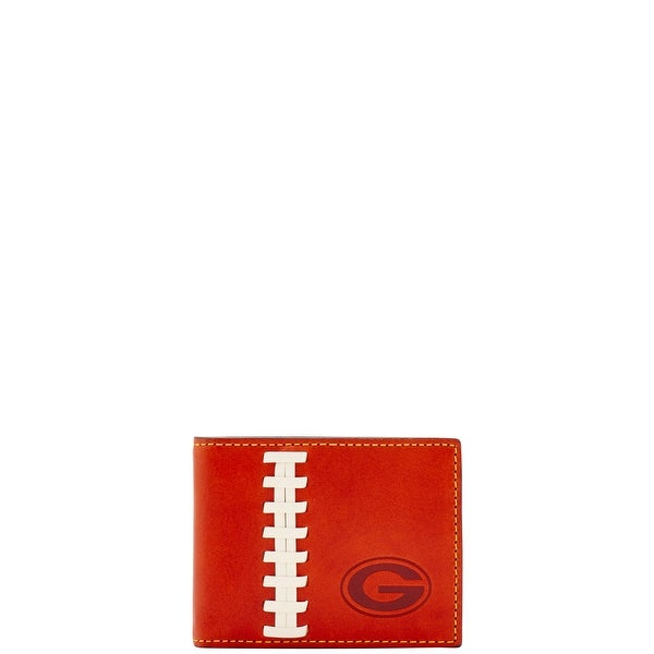 Dooney & Bourke NFL Green Bay Packers Credit Card Billfold (Introduced by Dooney & Bourke at $78 in Aug 2017)
