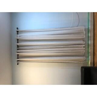 InStyleDesign Orb Adjustable Curtain Rod