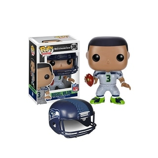 POP! NFL Russell Wilson Alternate Uniform Vinyl Figure