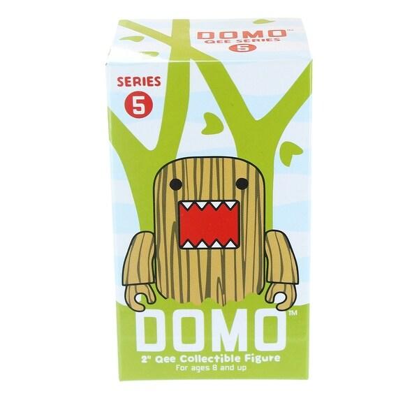 Domo Qee Series 5 Brick Wall 1//15 Rarity