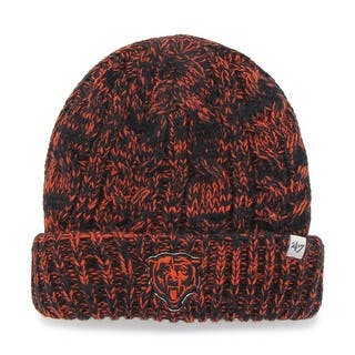 Chicago Bears Prima Women's Navy Cuffed Knit Hat https://ak1.ostkcdn.com/images/products/is/images/direct/f6383d0b075e833864cabea6627ff97237282e8f/Chicago-Bears-Prima-Women%27s-Navy-Cuffed-Knit-Hat.jpg?impolicy=medium