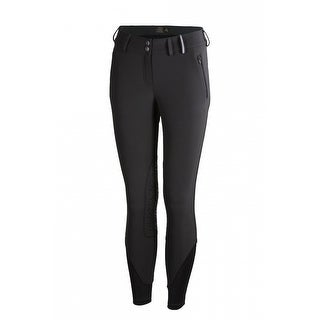 Noble Outfitters Riding Pants Womens Winter Fleece Patches 24009