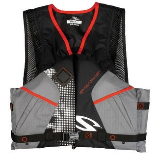 Stearns 2200 Comfort Series Adult Life Vest PFD - Black - Large