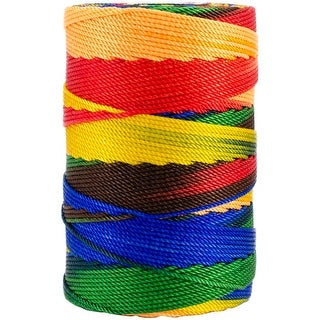 Nylon Thread Size 18-Crayon Mix