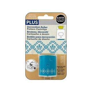 Plus Decoration Roller Refill Blue Lace