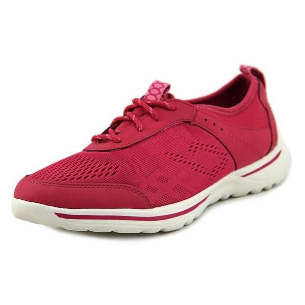 Earth Origins Cruise Women Fuchsia Pink Tennis Shoes