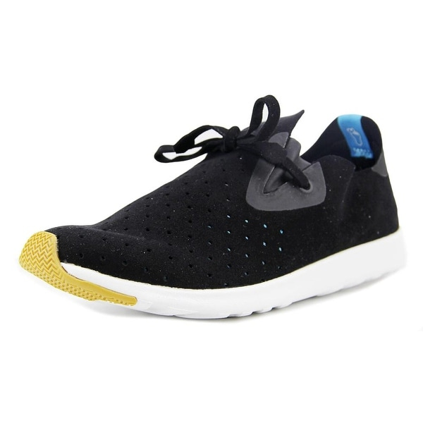 Native Apollo Moc Women Jiffy Black/Shell White Sneakers Shoes