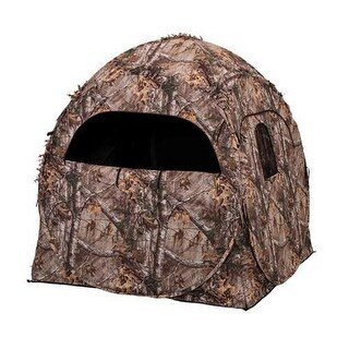 Ameristep 1rx2s010 doghouse blind realtree xtra
