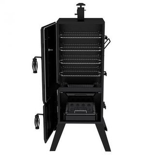 Dyna-Glo DGX780BDC-D 21 Inch Wide Freestanding Charcoal Smoker