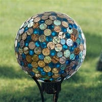 Carsons 65790 Copper Ocean 10 in. Gazing Ball