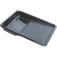 """Encore 02115 Thermoformed Paint Roller Tray Line, 9"""", Black"""
