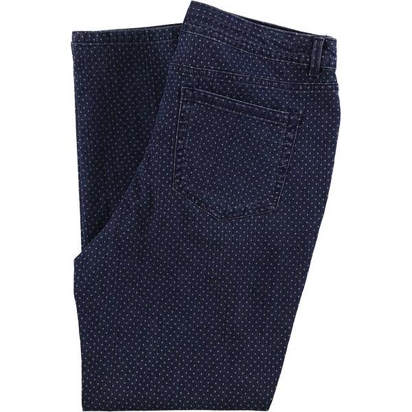 Shop Charter Club Womens Bristol Skinny Fit Jeans