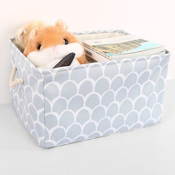 Storage Baskets Foldable Storage Toy Bins Laundry Basket