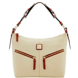 Dooney & Bourke Pebble Grain Mary (Introduced by Dooney & Bourke at $268 in Jun 2016) - Bone