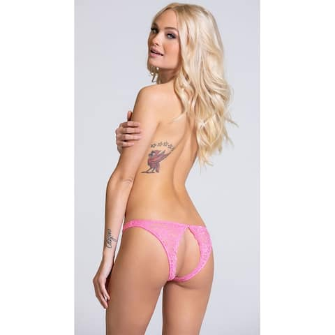 Tease Me Panty - One Size Fits Most