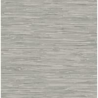 Brewster NU2083 30-3/4 Square Foot - Tibetan Grasscloth - Peel and Stick Vinyl Wallpaper