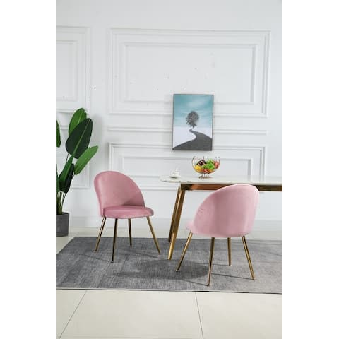 Buy Pink Kitchen Dining Room Chairs Online At Overstock Our Best Dining Room Bar Furniture Deals