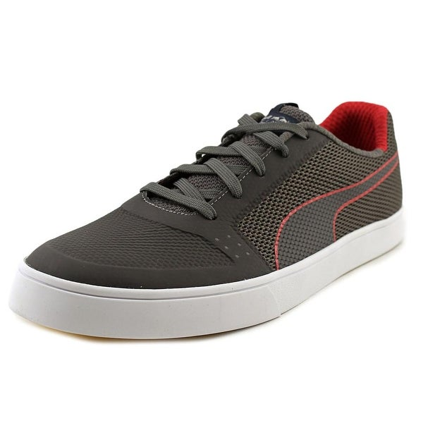 Puma RBR Wings Vulc Round Toe Canvas Sneakers