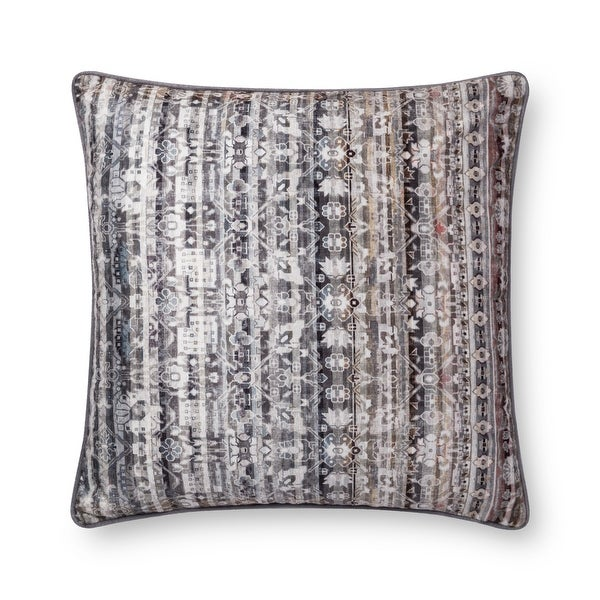 Alexander Home Shayne Botanical Shabby-Chic Throw Pillow. Opens flyout.
