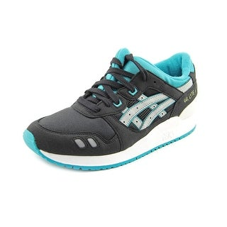 Asics GEL-Lyte GS Round Toe Synthetic Running Shoe