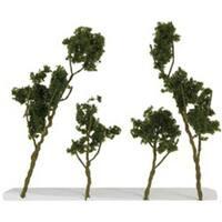 "Medium Green - Wire Foliage Trees 1.5"" To 3"" 24/Pkg"